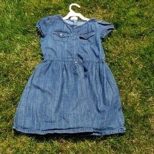 Crazy 8 Denim Dress